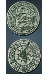 Legendary Coins: Cthulhu (Zilver)