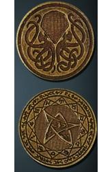 Legendary Coins: Cthulhu (Goud)