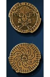 Legendary Coins: Cyberpunk (Goud)