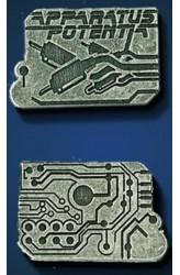 Legendary Coins: Cyberpunk (Zilver)