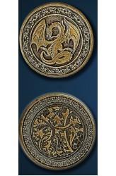 Legendary Coins: Dragon (Goud)