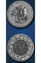 Legendary Coins: Dragon (Zilver)