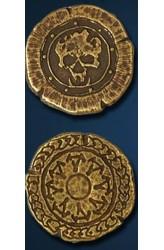 Legendary Coins: Orc (Goud)