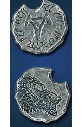 Legendary Coins: Orc (Zilver)
