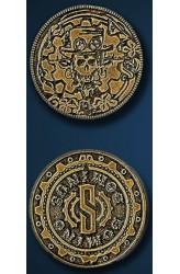 Legendary Coins: Steampunk (Goud)