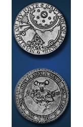 Legendary Coins: Steampunk (Zilver)
