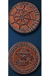 Legendary Coins: Steampunk (Brons)