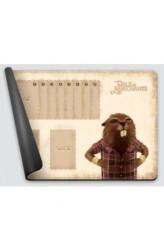 Dale of Merchants One Player Playmat - Eurasian Beaver