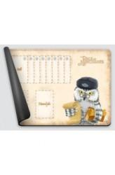 Dale of Merchants One Player Playmat - Snowy Owl