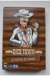 Dice Town: A Fistful of Cards