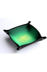 Neoprene Dice Tray - Groen