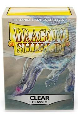 Dragon Shield Sleeves Classic Clear - 63x88mm
