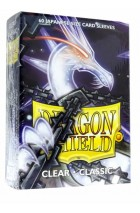 Dragon Shield Classic Mini Clear Sleeves - 59x86mm