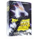 Dragon Shield Classic Mini Clear Sleeves - 59x86mm