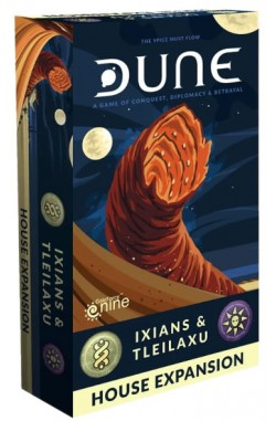 Dune: Ixians and Tleilaxu