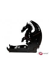 e-Raptor Dice Tower - Dragon Black