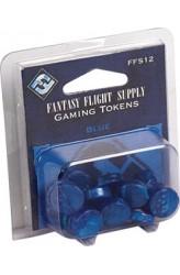 Fantasy Flight Gaming Tokens - Blue