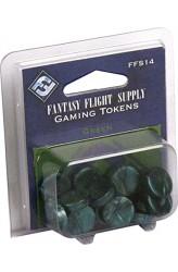 Fantasy Flight Gaming Tokens - Green