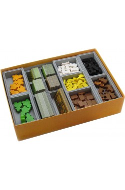 Folded Space Insert: Agricola Family