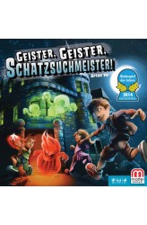Geister, Geister, Schatzsuchmeister! (aka Ghost Fightin' Treasure Hunters) (DU)