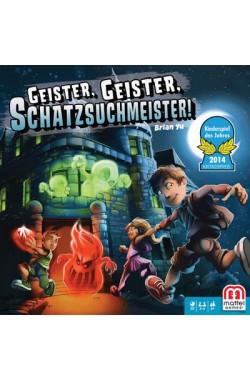 Geister, Geister, Schatzsuchmeister! (aka Ghost Fightin' Treasure Hunters) (DU)