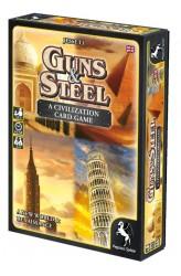 Guns and Steel: A Civilization Card Game