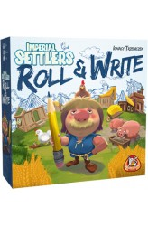 Imperial Settlers - Roll and Write (NL)