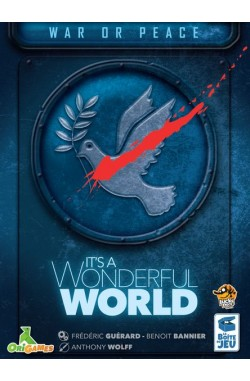 Preorder - It's a Wonderful World: War or Peace (NL) (verwacht oktober 2021)