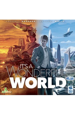It's a Wonderful World: Corruption and Ascension (EN)