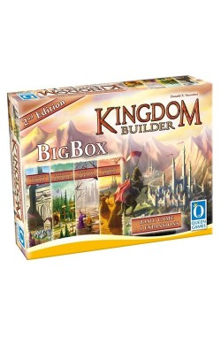 Kingdom Builder: Big Box (second edition)