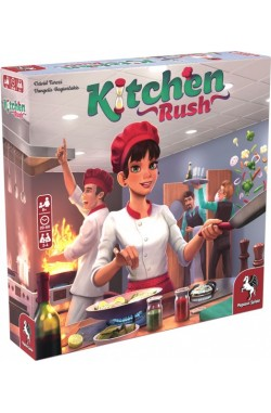 Kitchen Rush (Revised Edition) (EN)
