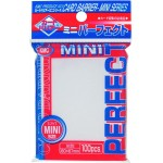 KMC Small Sleeves - Mini Perfect Size (60x87mm)