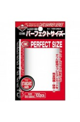 KMC Standard Sleeves - Perfect Size (64x89mm)