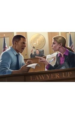 Preorder - Lawyer Up [Kickstarter Senior Partner Version] [verwacht Maart 2021]
