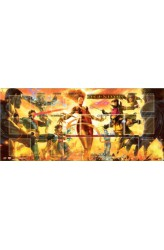 Playmat Legendary : Dark Phoenix vs The X Men