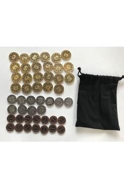 Maracaibo: Metal Coins