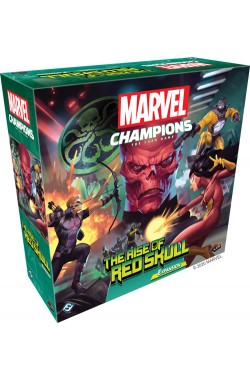 Marvel Champions: The Card Game : The Rise of Red Skull