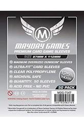 Mayday Oversized Dungeon Sleeves Premium (87x112mm) - 50 stuks