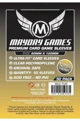 Mayday Magnum Sleeves Premium (80x120mm) - 50 stuks