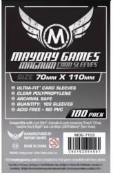 Mayday Sleeves (70x110mm) - 100 stuks