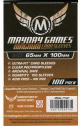 Mayday Magnum Sleeves (65x100mm) - 100 stuks