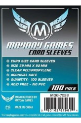 Mayday Standard European Sleeves (59x92mm) - 100 stuks