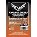 Mayday USA Chimera Sleeves Premium (57.5x89mm) - 50 stuks