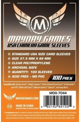 Mayday USA Chimera Sleeves (57.5x89mm) - 100 stuks