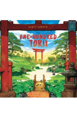 The One Hundred Torii