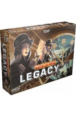 Preorder - Pandemic Legacy: Season 0 [EN] [verwacht oktober 2020]