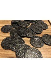 Pax Pamir (Second Edition) - Metal Coins