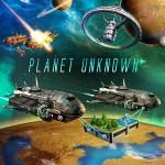 Preorder - Planet Unknown Limited Deluxe edition Kickstarter (verwacht augustus 2021)