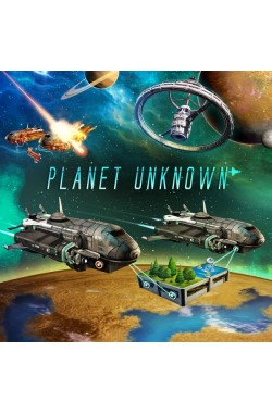 Preorder - Planet Unknown Limited Deluxe edition Kickstarter (verwacht januari 2021)