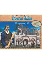 Puerto Rico: Expansions 1 and 2 – The New Buildings and The Nobles